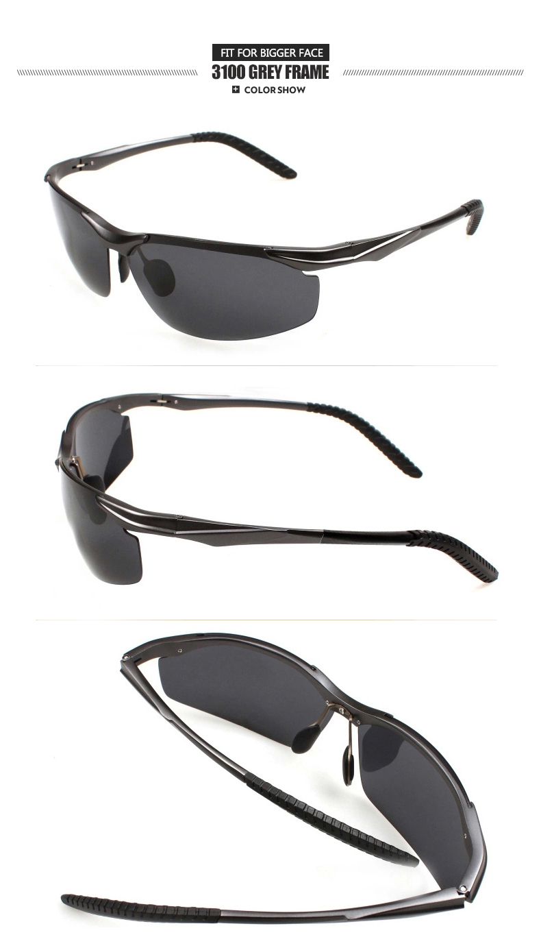 Acquista all 39 ingrosso matrix occhiali da sole in alluminio - Specchio polarizzato ...