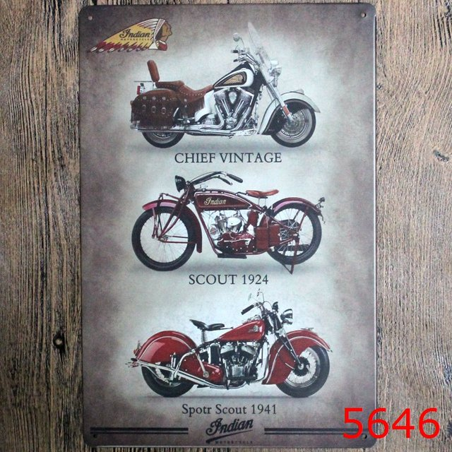 2030cm brand motor vintage metal signs home decor vintage tin signs pub vintage decorative