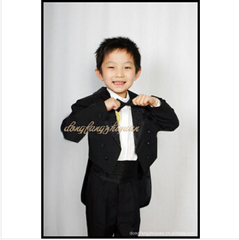 Sets wedding suits for gentleman enfant 1 years old birthday dress
