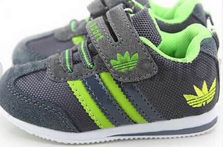 2015 high quality fashion brand kids shoes boys girls Comfortable and breathable Velcro children kids sneakers EU 20-36 size(China (Mainland))