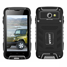 Hot Rugged Original VCHOK F6 Quad Core 4.5inch Android4.4.2 Waterproof Shockproof Outdoor CellPhone GPS 8MP 2500mAh Mobile Phone(China (Mainland))