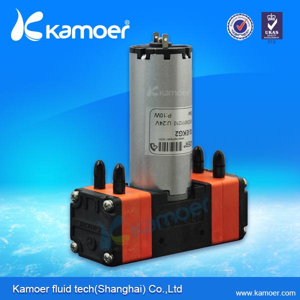 Kamoer 12v diaphragm liquid pump with brush motor(China (Mainland))