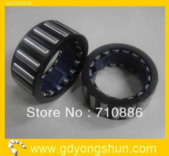 needle bearing K608436 K60*84*36 - Guangzhou Yonggongshun Construction Machinery Parts Co., Ltd. store