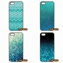 Teal Blue Glitter Amazing Hard Phone Case Cover Coque Samsung Galaxy 2015 2016 J1 J2 J3 J5 J7 A3 A5 A7 A8 A9 Pro - The End Cases Store store