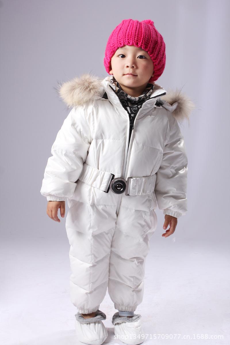 Зимняя одежда для девочек Baby