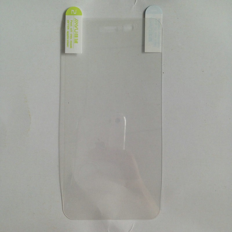 In Stock Ultra-thin Screen Protector Film For Jiayu F1 WCDMA MTK6572 Dual Core Android 4.2 3G 4.0 Inch Cell Phone