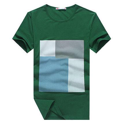 Free Shipping 2015 Summer Cool E-BAIHUI Brand Men Cotton Clothing Swag T-shirt Camiseta Casual T-Shirt Fitness Tee Skate Moleton(China (Mainland))
