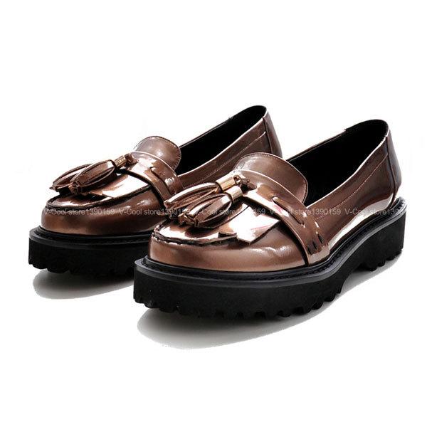 2015 High Tops Women Boat Shoes Woman Espadrilles Shoes Womens Cinnamon Loafers Luxury Moccasins Tassel Flats Mocassim Feminino(China (Mainland))