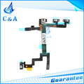 1 Piece Free Shipping Brand New Replacement Parts Power ON Off Volume Control Flex Cable for
