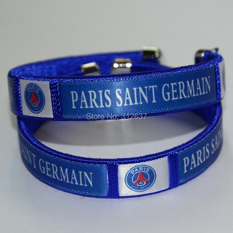 paris saint-germain football juventus bracelet sport club real madrid kids AC Milan souvenirs PSG football(China (Mainland))