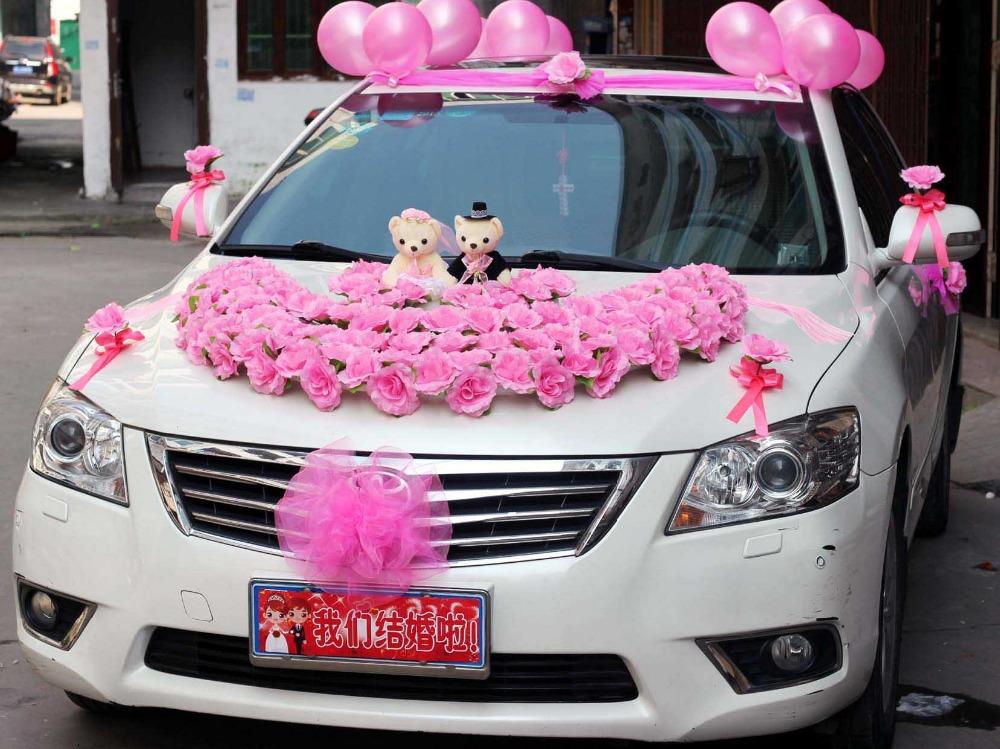 Auto Blume Werbeaktion-Shop für Werbeaktion Hochzeit Auto Blume ...