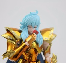 Buy pre sale Pisces Aphrodite GOLD Saint Seiya S-temple METAL CLUB model Myth EX Gold Saint Metal Cloth release 2017.06.02 for $52.99 in AliExpress store