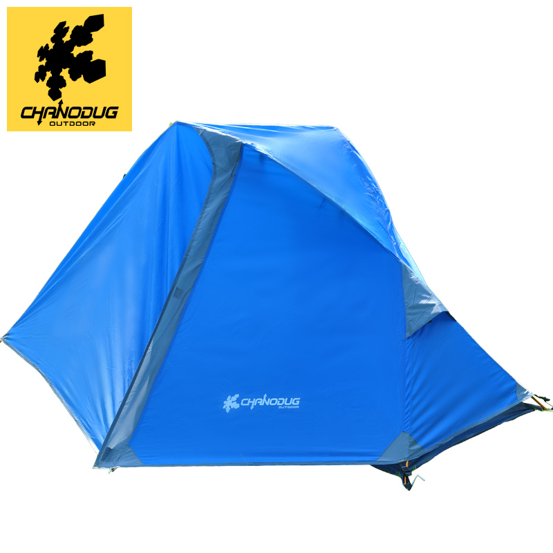 Tent outdoor camping single double layer tents beach water-resistant 8921<br><br>Aliexpress