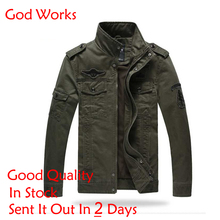 Men jacket jean military Plus size 6XL army soldier Washing cotton Air force one male clothing Spring Autumn Mens jackets(China (Mainland))