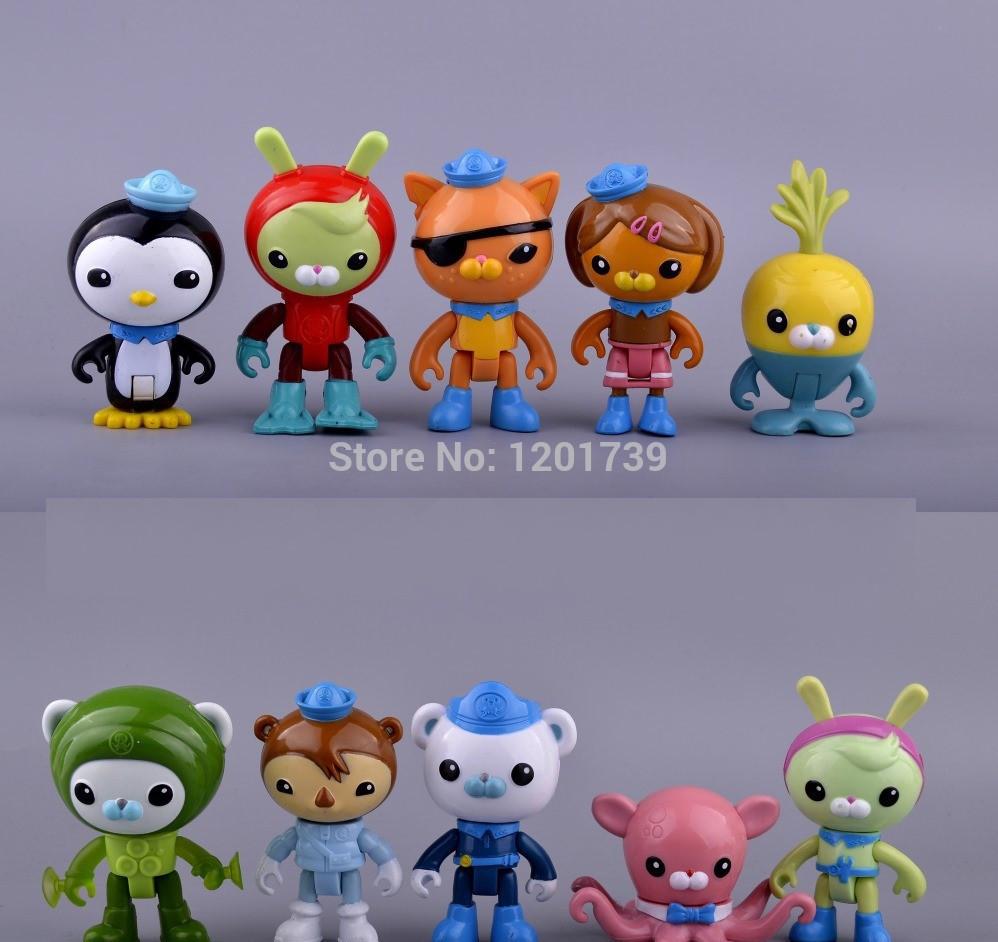 Best Octonauts Toys Kids : Shipped randomly pcs lot the octonauts barnacles kwazii
