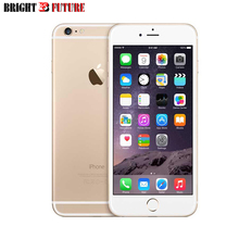 Unlocked Apple iPhone 6 Cellphones simfree 4.7 inch IOS 10 Dual Core phone 8 MP Camera 3G WCDMA 4G LTE Used 16/64/128GB ROM(China (Mainland))