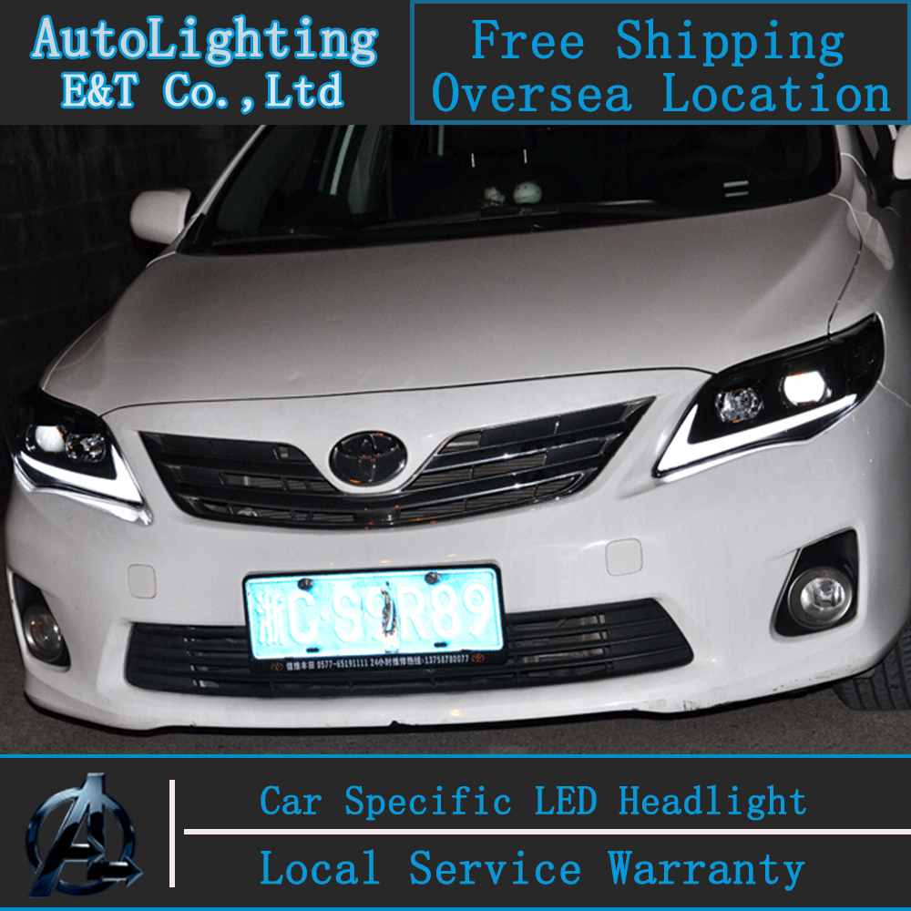 Toyota Corolla Led Headlights 2014 Html Autos Post
