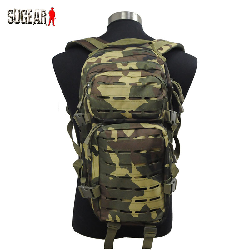Sports Travel Airsoft Tactical Knapsack Camping Climbing Backpack 600D Nylon Hiking Hunting Vintage Military Bag Camouflage<br><br>Aliexpress