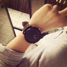 Women Brand Top Luxury Leather Watches Ladies Fashion Rose Gold Dress Quartz Wrist Watch Clock Creative Desgin Bracelet Watch (China)
