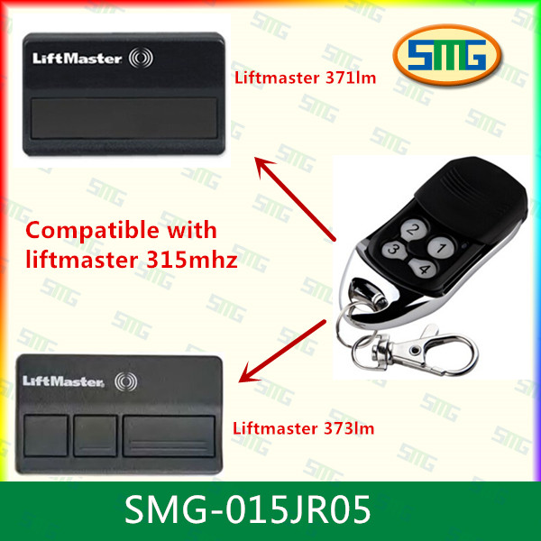 Replace Remote Transmitter GATE Opener Visor 315MHz LiftMaster<br><br>Aliexpress