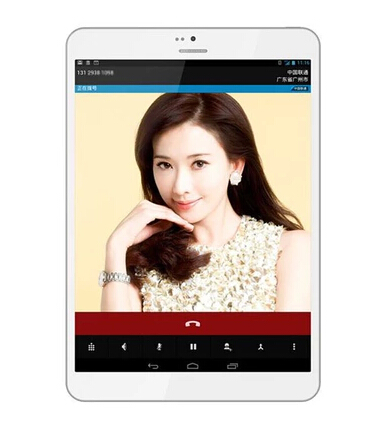 V819 8 inch 3G Phone Call Tablet PC MTK8382 Quad Core 16GB Android 4.2 Built in 2.0mp Camera phablet 1PCS Post free shipping(China (Mainland))