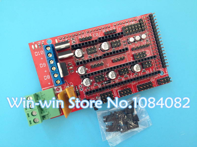Arrived Printer Control Board for RAMPS 1.4 Reprap Mendel Prusa Wholesale Store [Newest]Brand New(China (Mainland))