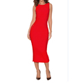 new celebrity bandage dresses mid calf long dress summer women dress sexy hollow out party vestidos