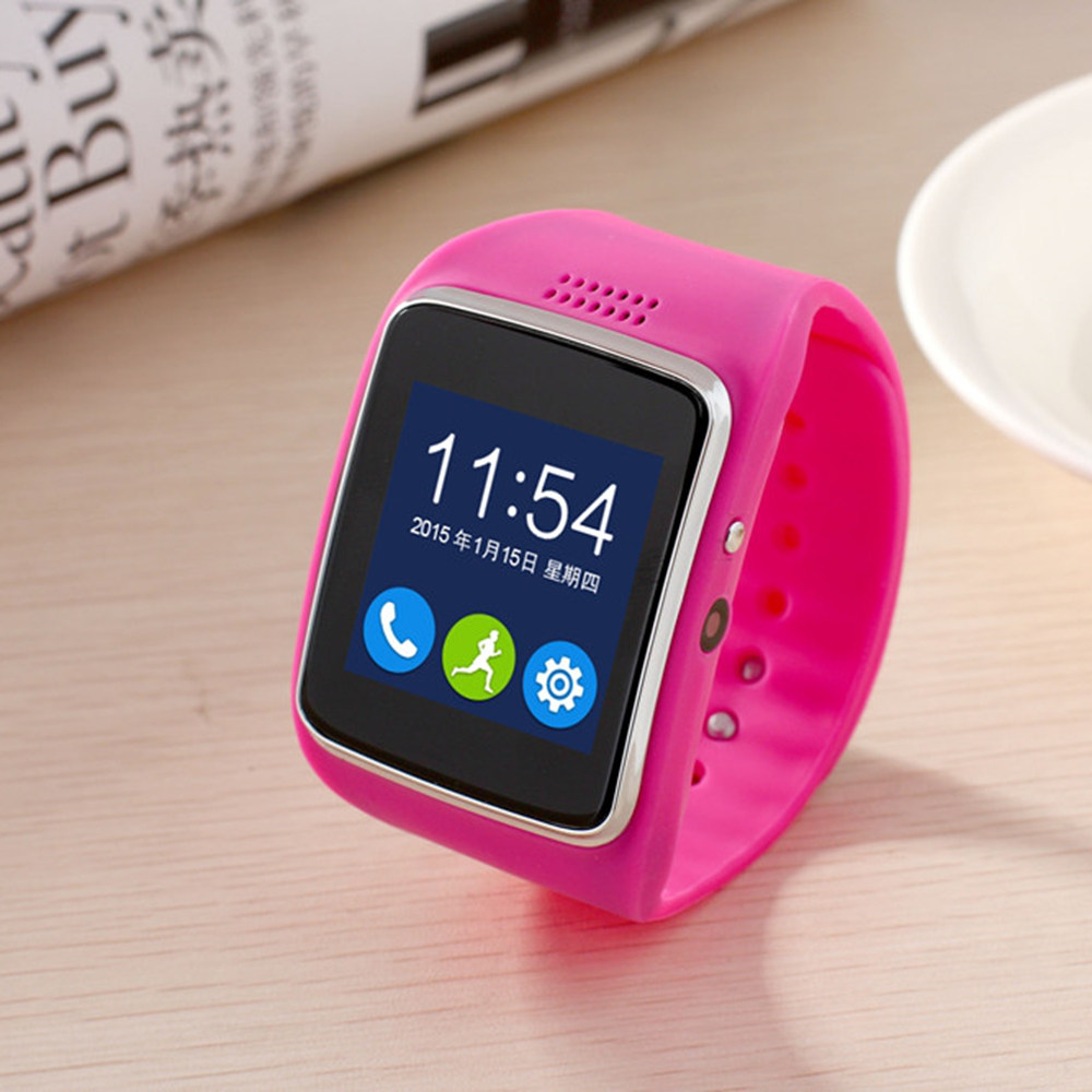 New SW30 Smartwatch Bluetooth Smart Wrist Watch Phone Wechat Whatsapp Twitter Facebook with GSM SIM Card Slot Sports Health(China (Mainland))