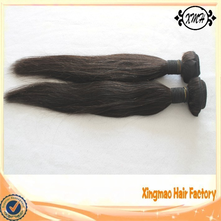 10-30inches 7A Unprocessed Virgin Hair Malaysian Virgin Straight Hair Weave Bundles Cheap Wholesale Virgin Human Hair Extension<br>
