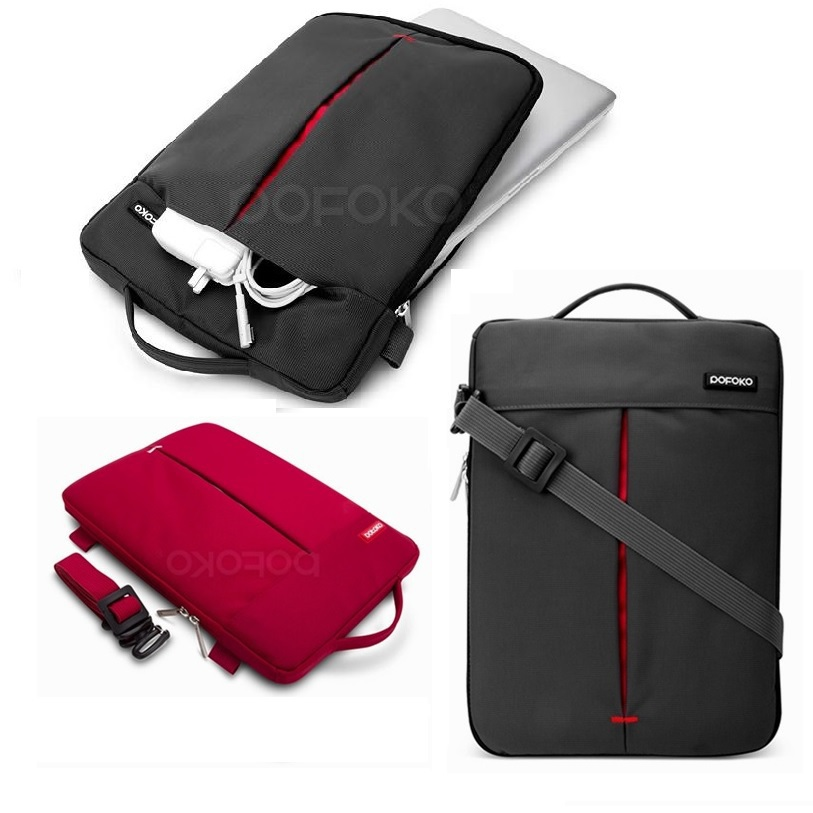 Notebook Laptop Sleeve case for macbook air pro 13 women messenger bags 13.3 inch computer handbag shoulder bag<br><br>Aliexpress