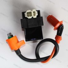 GY6 200cc 250cc 300cc atv go kart DC CDI+ racing ignition coil