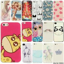 Special Discount Phone Case for iPhone 4 4S Cover Various Cute Animals Painted Pattern Hard Plastic Phone Case