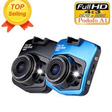 Original Podofo A1 Mini Car DVR Camera Dashcam Full HD 1080P Video Registrator Recorder G-sensor Night Vision Dash Cam Blackbox(China (Mainland))