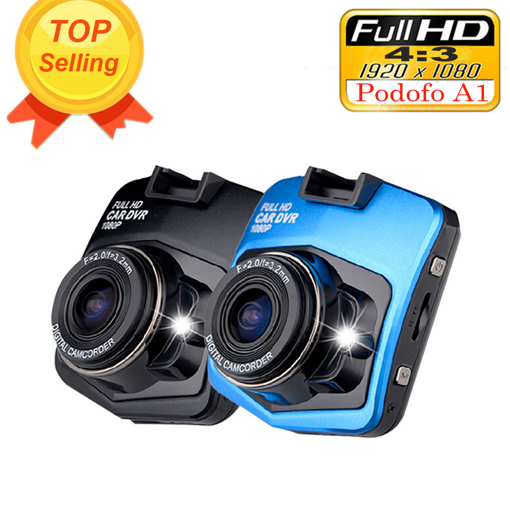 Original Podofo A1 Mini Car DVR Camera Dashcam Full HD 1080P Video Registrator Recorder G-sensor Night Vision Dash Cam Blackbox(China (Mainland))