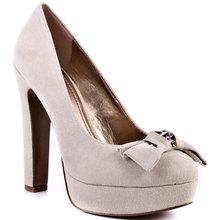 Black/Silver Women Pump Peep Toe Platform Thin High Heels Office Shoes Handmade 2016 shoes women's Round Toe Heels Made-to-order(China (Mainland))