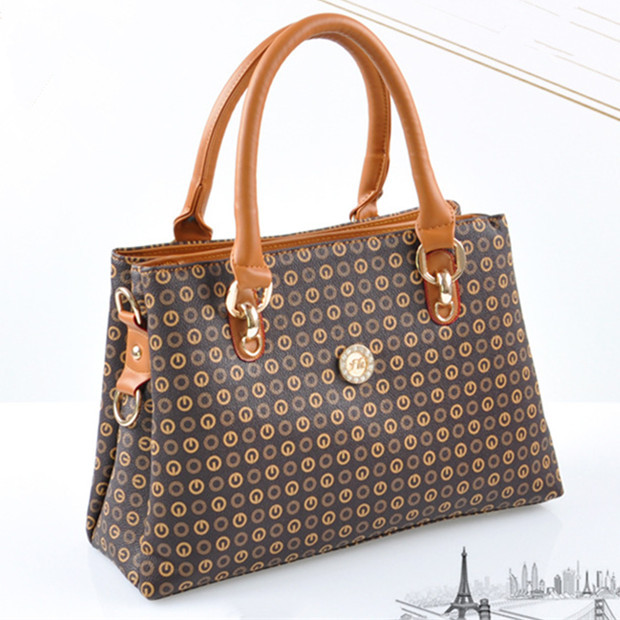 New Fashion Pu Leather women's handbag one shoulder female bag women fashion tote bag brand designer women leather handbag(China (Mainland))