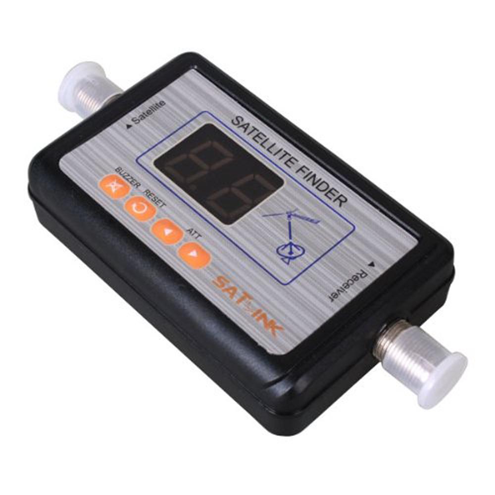 PHFU WS-6903 Digital Satellite Finder Meter LCD Display TV Signal Finder(China (Mainland))
