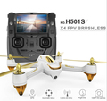 F18000 Original Hubsan H501S X4 5 8G FPV RC Drone With 1080P HD Camera Quadcopter with