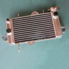 Aluminum Alloy Radiator For Yamaha YZF-R 125 YZF-R125 4-STROKE 2011-2013 engine cooling system for motorcycle Free shipping(China (Mainland))