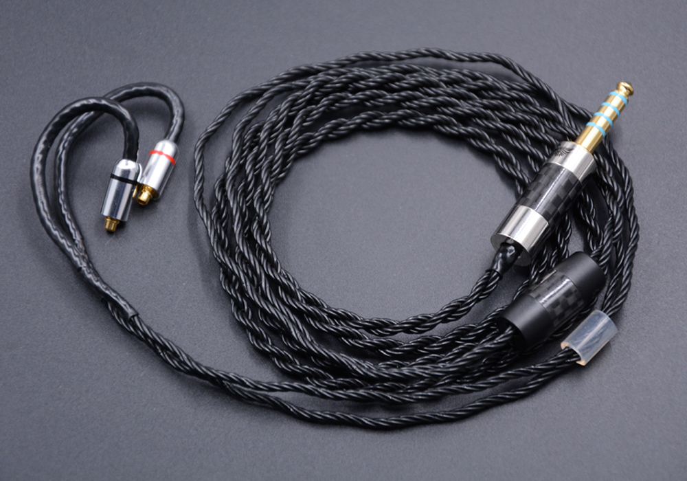 NICEHCK MMCX Cable 3.5/2.5/4.4MM Balanced 8-core Pure Silver Cable Jack Plug Use For Astell&Kerns ONKYO OPUS DAP Sony NW-WM1Z