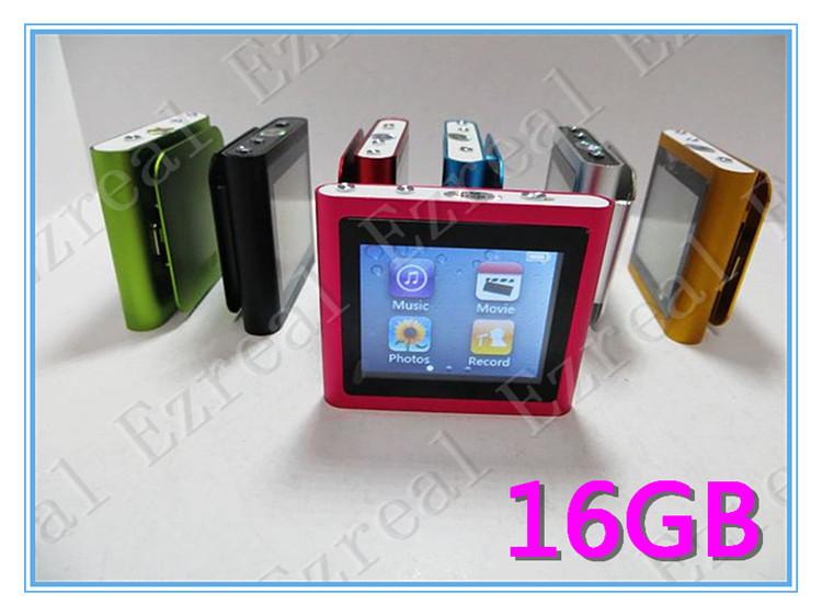 MP4-плеер New ! , 50 , 6 16GB mp4 with1.8 , fm/,  E 6th mp4 плеер newest 200 100% 32 1 8 6 mp4 dhl 6th gen mp4 32gb