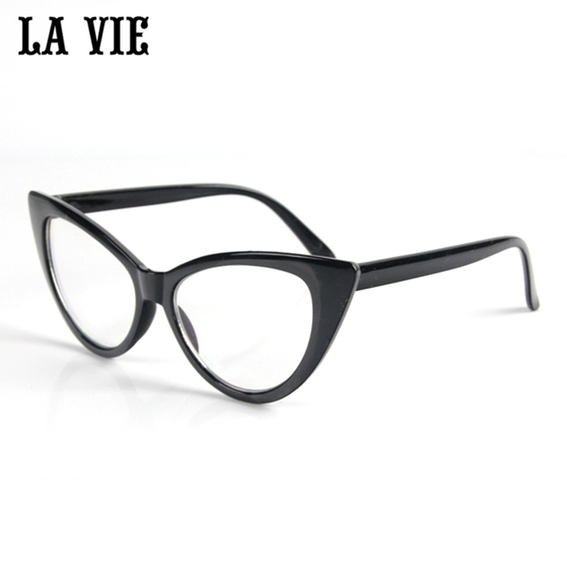 special offer 6 color cat eye glasses frame for women high quality cat eye glasses eye
