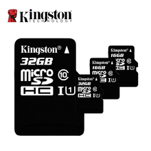 KINGSTON Micro SD Card SDHC SDXC UHS-I U1 16GB 32GB 64GB 128GB Camera SD Card C10  Memory Card Class 10 TF Card for Phone Tablet(China (Mainland))