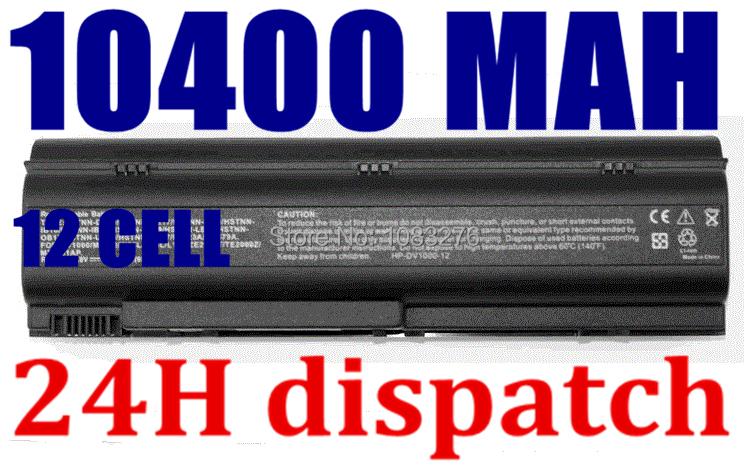 10400mAh Battery for HP Pavilion G3000 G5000 dv1000 dv4000 dv5000 for Compaq Presario C300 C500 M2000 v2000 v4000 v5000<br><br>Aliexpress