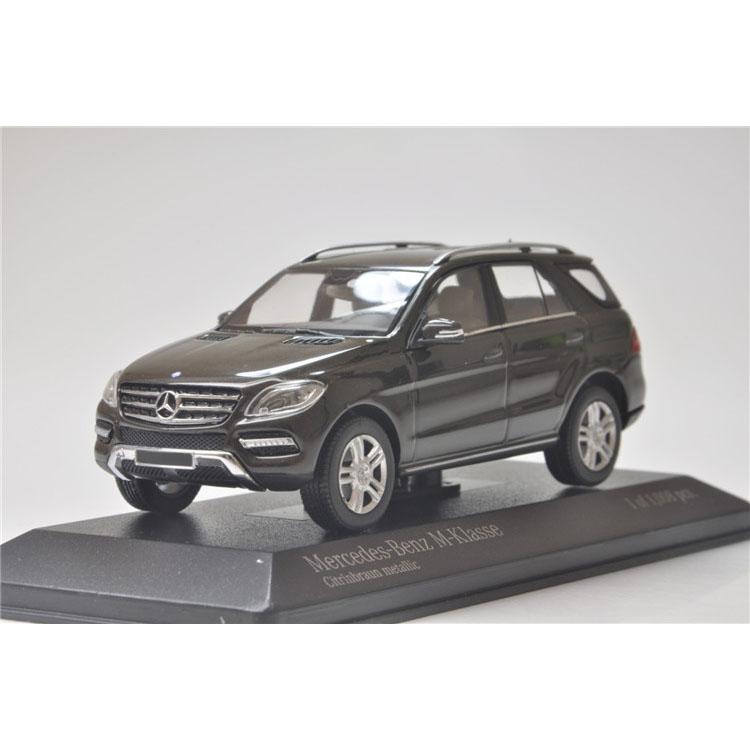 1:43 Mini Minichamps Mercedes Benz Benz 2011 grade M car model(China (Mainland))