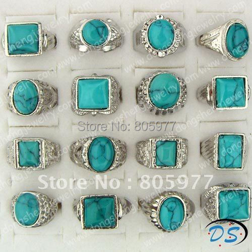 Wholesale lots fashion mix flower silver dust alloy rings,Free Shipping