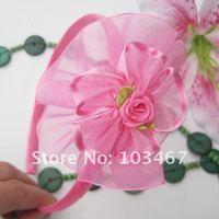 Newest Cute Kids/Baby Girl Flower HairBand/Headband/Barrette/Hair Clips/Hair wear/Hair Accessories