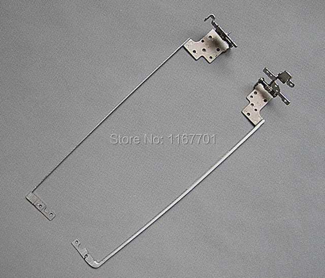 100% Original laptop LCD/LED Display Screen Left&Right hinges for Lenovo ideapad Z500 series notebook AM0SY000100 AM0SY000200(China (Mainland))