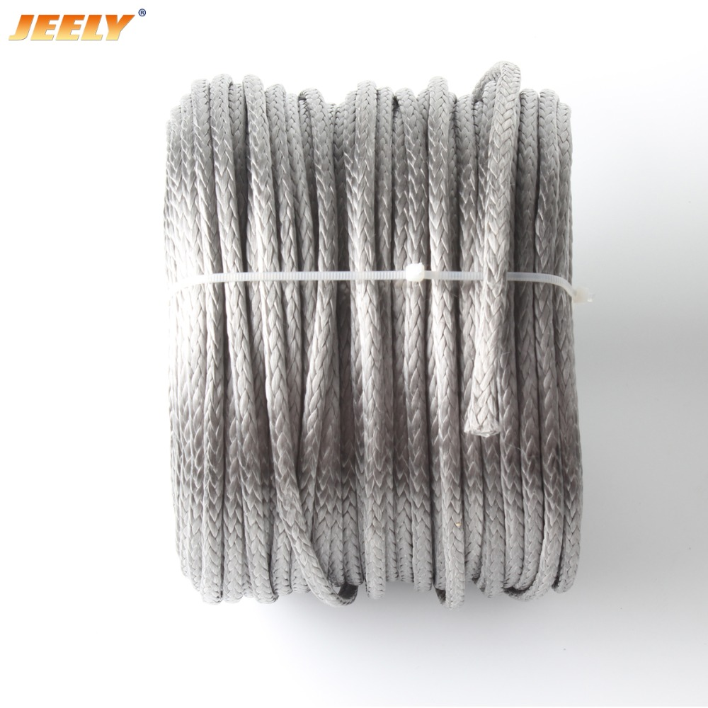 Free Shipping 5MM 300M Spectra Rope 5500LB UHMWPE Braided Boat Towing Rope(China (Mainland))