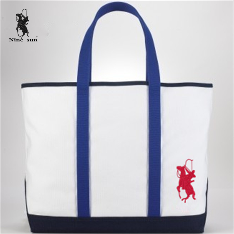 Excellent New Polo Bag Large Women39s Tote Leather Handbags Shoulder Bags Women